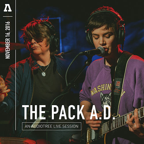 Play & Download The Pack a.d. on Audiotree Live by The Pack A.D. | Napster