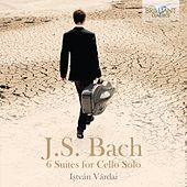 J.S. Bach 6 Suites for Cello Solo by István Várdai