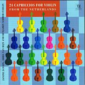 Play & Download 24 Capriccios for Violin Solo by Various Artists | Napster