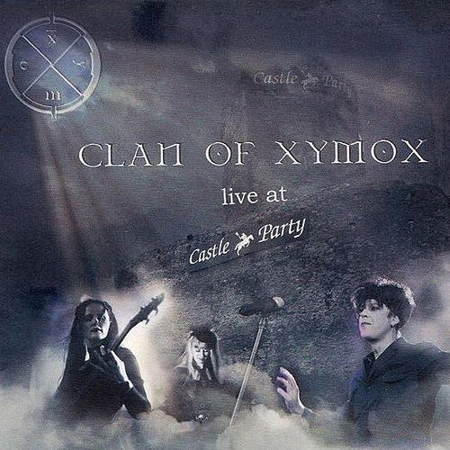 Live At Castle Party de Clan of Xymox