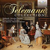 Play & Download Telemann Collection by Various Artists | Napster