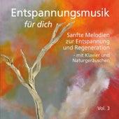 Sanfte Melodien zur Entspannung und Regeneration (Mit Klavier Und Naturgeräuschen), Vol. 3 von Entspannungsmusik Für Dich