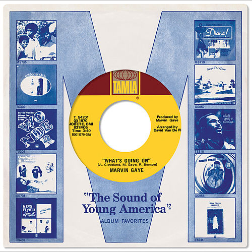 The Complete Motown Singles Vol. 11A: 1971 by Various Artists