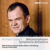 R. Strauss: Tone Poems, Vol. 5 by SWR Sinfonieorchester des Südwestrundfunks