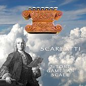 Scarlatti on a 7-tone Gamelan Scale by John Noise Manis