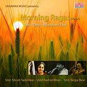 Play & Download Morning Ragas by Various Artists | Napster