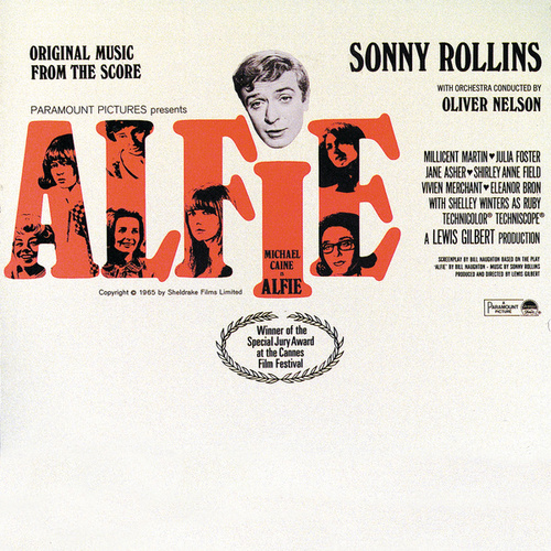 Alfie  by Sonny Rollins