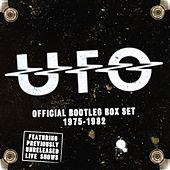 The Official Bootleg Box Set (1975-1982) by UFO