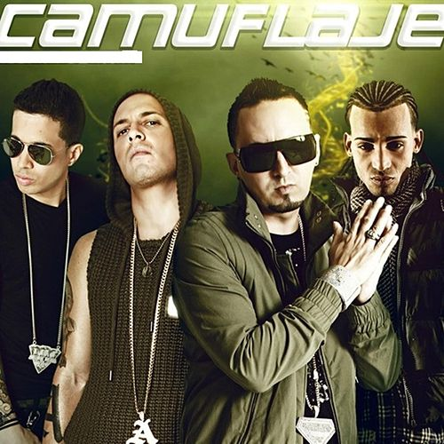 Play & Download Camuflaje (feat. Arcangel & De La Ghetto) by Alexis Y Fido | Napster