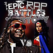 Play & Download Stevie Wonder vs Wonder Woman by Epic Rap Battles of History | Napster