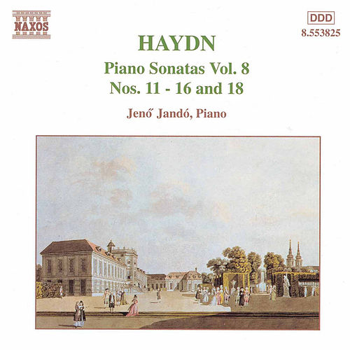 Play & Download Piano Sonatas Vol. 8 by Franz Joseph Haydn | Napster
