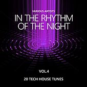 In the Rhythm of the Night (20 Tech House Tunes), Vol. 4 by Various Artists