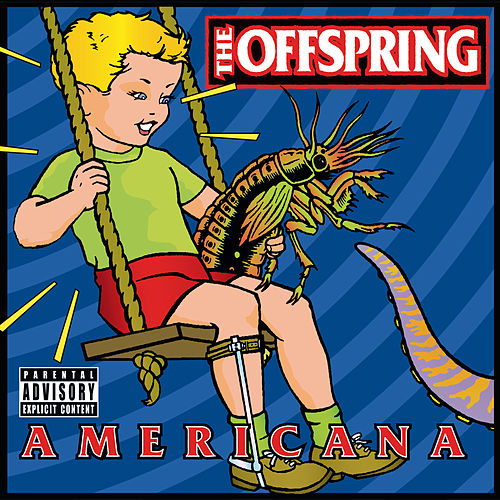 Americana von The Offspring