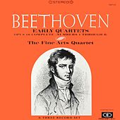 Beethoven: Early Quartets (Digitally Remastered from the Original Concert-Disc Master Tapes) by Fine Arts Quartet