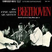 Play & Download Beethoven: String Quartet No. 14 in C-Sharp Minor, Op. 131 (Digitally Remastered from the Original Concert-Disc Master Tapes) by Fine Arts Quartet | Napster
