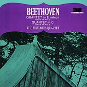 Play & Download Beethoven: String Quartets, Op. 59, Nos. 2 & 3 (Digitally Remastered from the Original Concert-Disc Master Tapes) by Fine Arts Quartet | Napster
