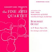 Schubert: Octet in F Major, Op. 166 (Digitally Remastered from the Original Concert-Disc Master Tapes) by Fine Arts Quartet