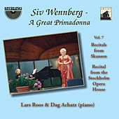 Siv Wennberg: A Great Primadonna, Vol. 7 by Various Artists