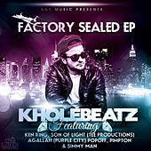 Factory Sealed EP - 2017 Gold Deluxe Edition by Kholebeatz