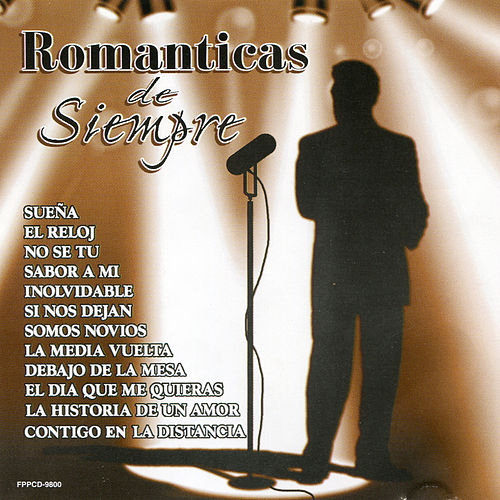 Play & Download Romanticas De Siempre by M-Gen All-Stars | Napster