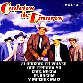Vol. 4 by Los Cadetes De Linares