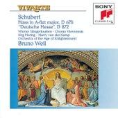 Play & Download Missa D 678; Deutsche Messe D 872 by Bruno Weil | Napster