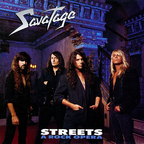 Play & Download Streets - A Rock Opera by Savatage | Napster