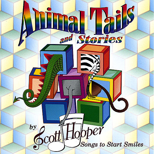 Animal Tails and Stories by Scott Hooper