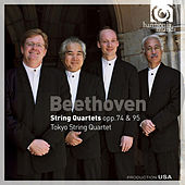 Play & Download Beethoven: String Quartets Opp.74 & 95 by Tokyo String Quartet | Napster