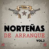 Norteñas de Arranque, Vol. 3 by Various Artists