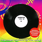 The Original Masters, Vol. 8 the Music History of the Disco by Various Artists
