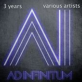 Play & Download 3 Years Adinfinitum by Various Artists | Napster