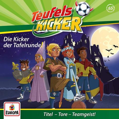 065/Die Kicker der Tafelrunde! by Teufelskicker