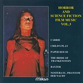Play & Download Horror and Science Fiction, Vol. 3 (Film Music) by Various Artists | Napster