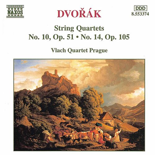 String Quartets Vol. 4 by Antonin Dvorak