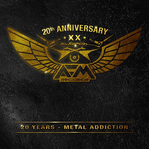 20 Years - Metal Addiction by Various Artists