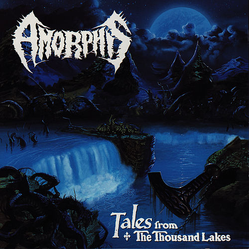 Tales From The Thousand Lakes/Black Winter Day by Amorphis