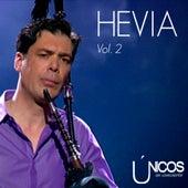 Únicos en Concierto (Vol. 2 (En Directo)) by Hevia
