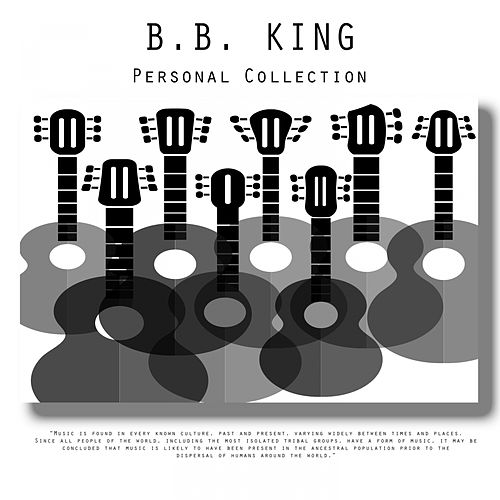 Personal Collection von B.B. King