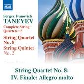 Play & Download String Quartet No. 8 in C Major: IV. Finale. Allegro molto by Carpe Diem String Quartet | Napster