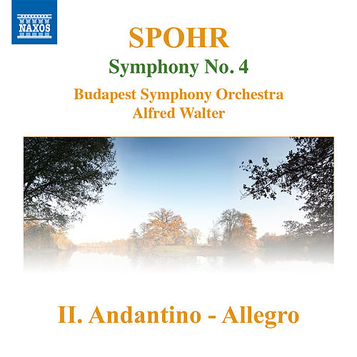 Spohr: Symphony No. 4 in F Major, Op. 86