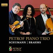 Schumann & Brahms: Chamber Works by Petrof Piano Trio