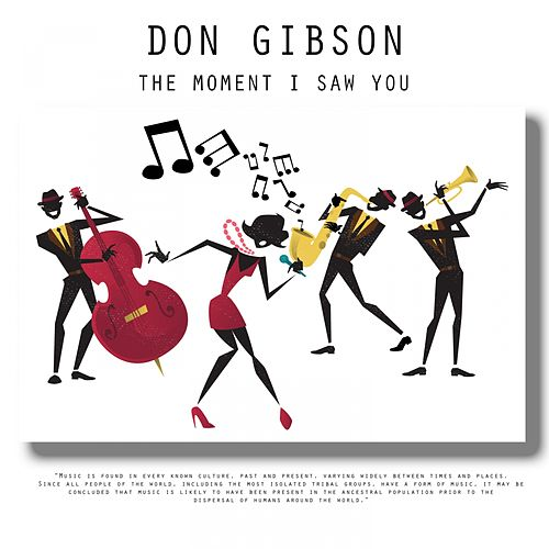 Play & Download The Moment I Saw You by Don Gibson | Napster