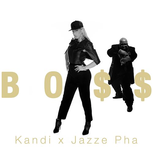 Play & Download Bo$$ (feat. Jazze Pha) by Kandi | Napster