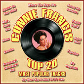 Play & Download Top 20 Most Popular Tracks by Connie Francis | Napster