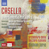 Play & Download Casella: Divertimento per Fulvia, Op. 64 by Orchestra Della Svizzera Italiana | Napster