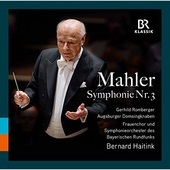 Mahler: Symphony No. 3 in D Minor by Various Artists