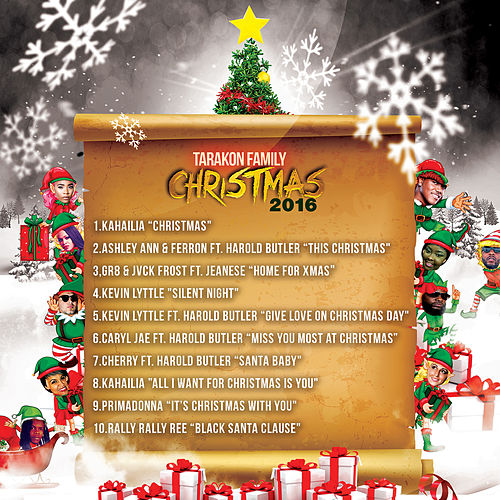 Give Love On Christmas Day- Kevin Lyttle Ft. Harold Butler (Single) by Kevin Lyttle