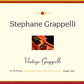 Play & Download Vintage Grappelli: At The Winery / Vintage 1981 by Stephane Grappelli | Napster