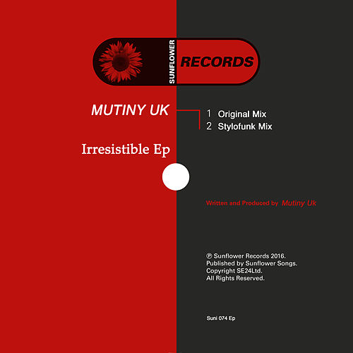 Play & Download Irresistible by Mutiny UK | Napster